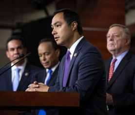 San Antonio Democratic Rep. Joaquin Castro steps into key role on immigration policy