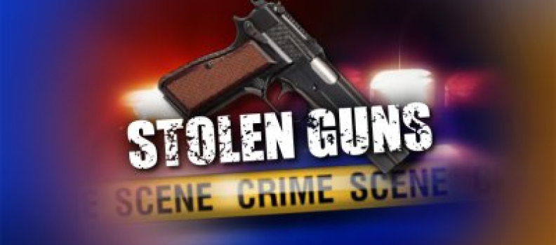 Authorities investigating rash of gun thefts in League City