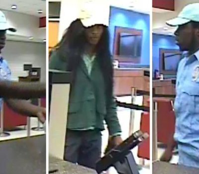 Man in fake security uniform and partner wanted after Tomball bank holdup