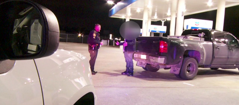 Law enforcement crackdown on impaired driving through the New Year